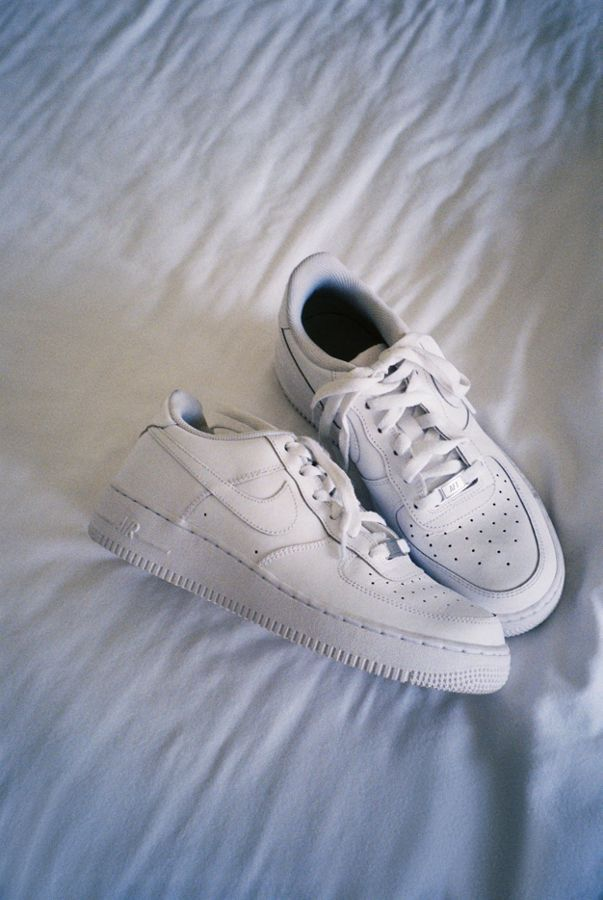 Air Force 1 Sneakers by Nike, available on urbanoutfitters.com Hailey Baldwin Shoes Exact Product
