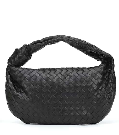 BV Jodie Small leather tote by Bottega Veneta, available on mytheresa.com for $3010 Hailey Baldwin Bags SIMILAR PRODUCT