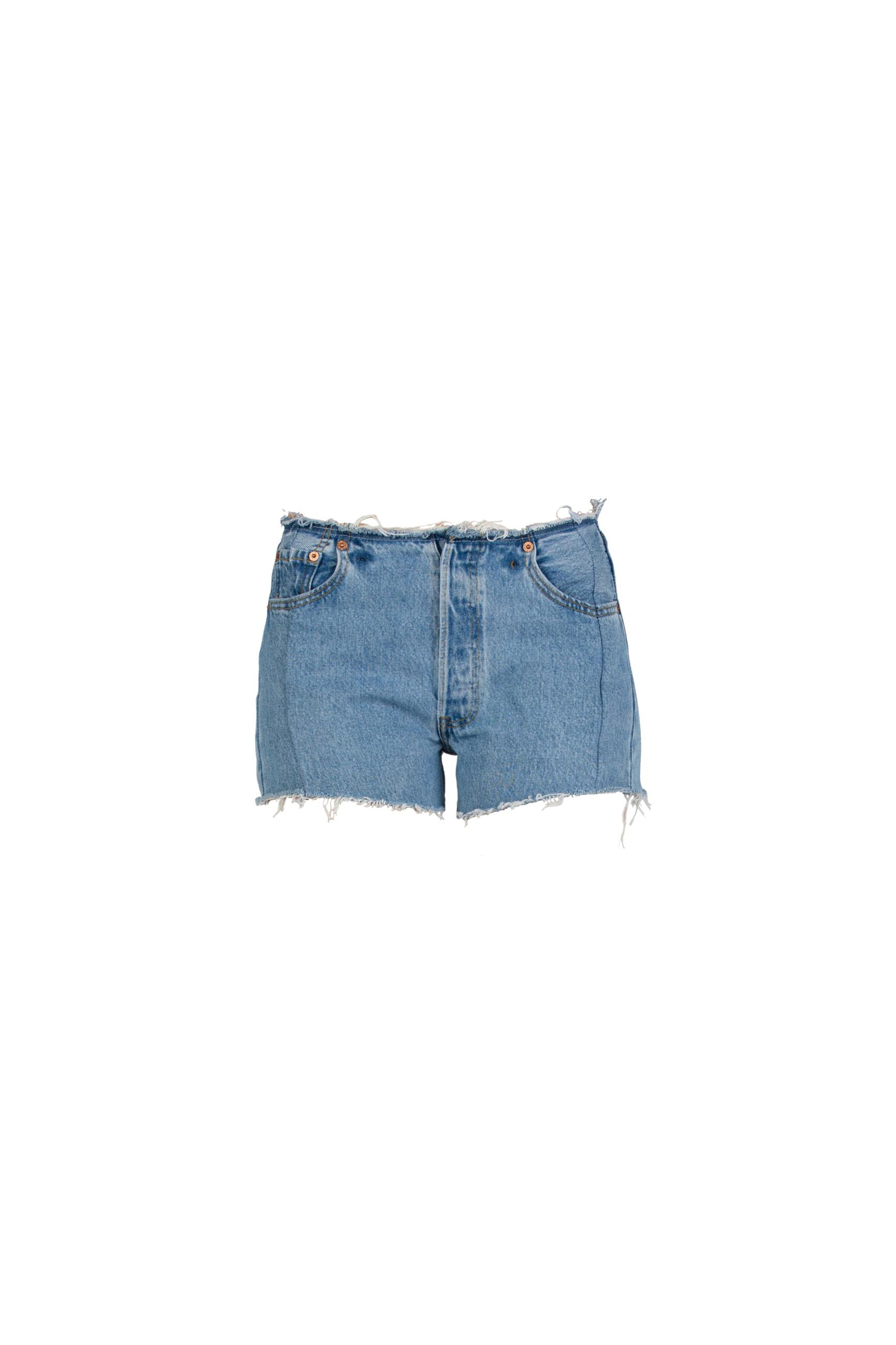 Bandless Shorts by EB Denim, available on ebdenim.com for $227 Hailey Baldwin Shorts SIMILAR PRODUCT