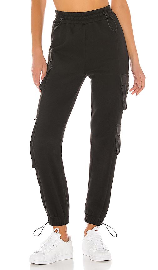 Cargo Pants by DANIELLE GUIZIO, available on revolve.com for $210 Hailey Baldwin Pants SIMILAR PRODUCT