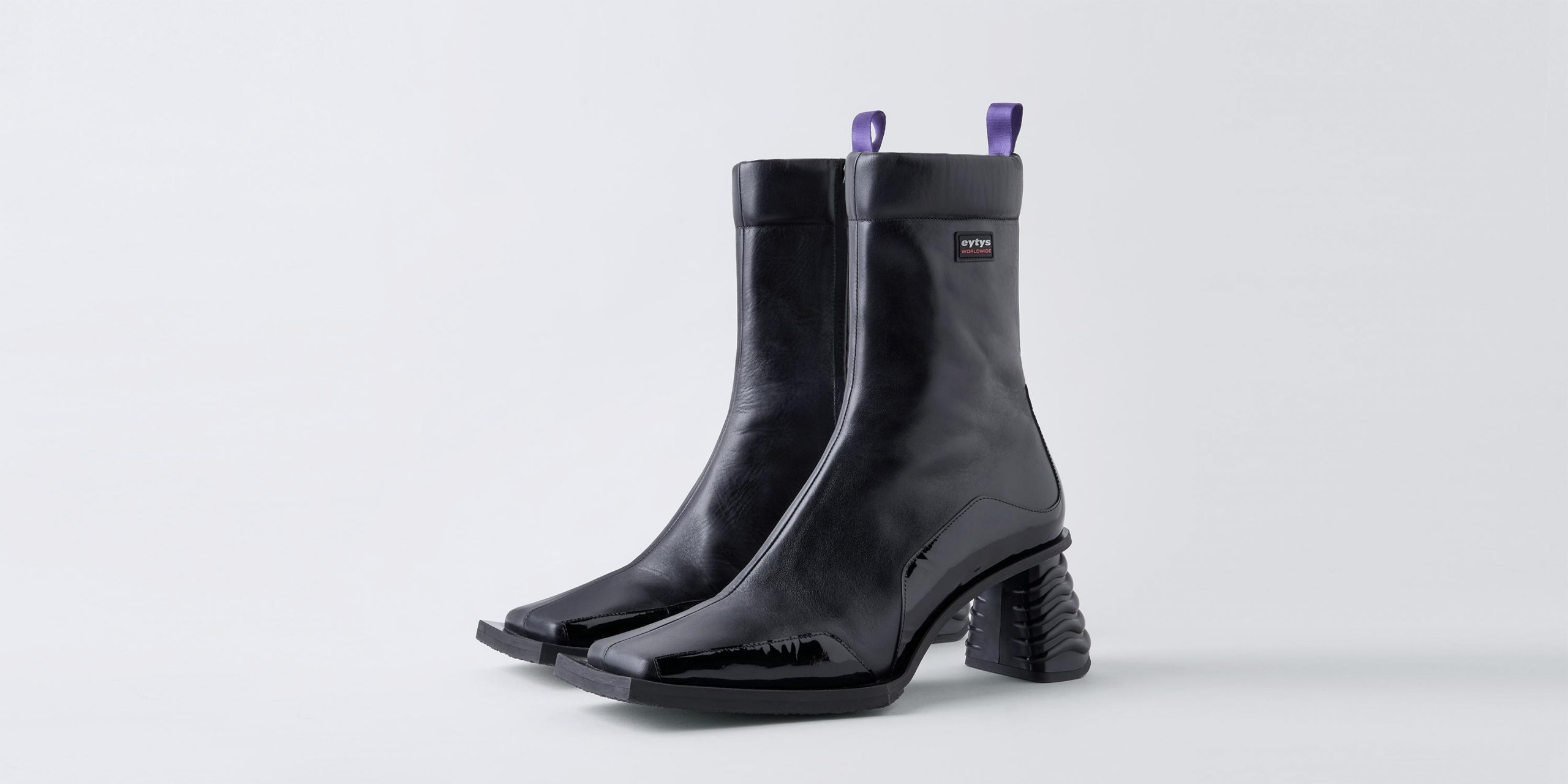 Gaia Boots by Eytys, available on eytys.com for SEK4000 Hailey Baldwin Shoes Exact Product
