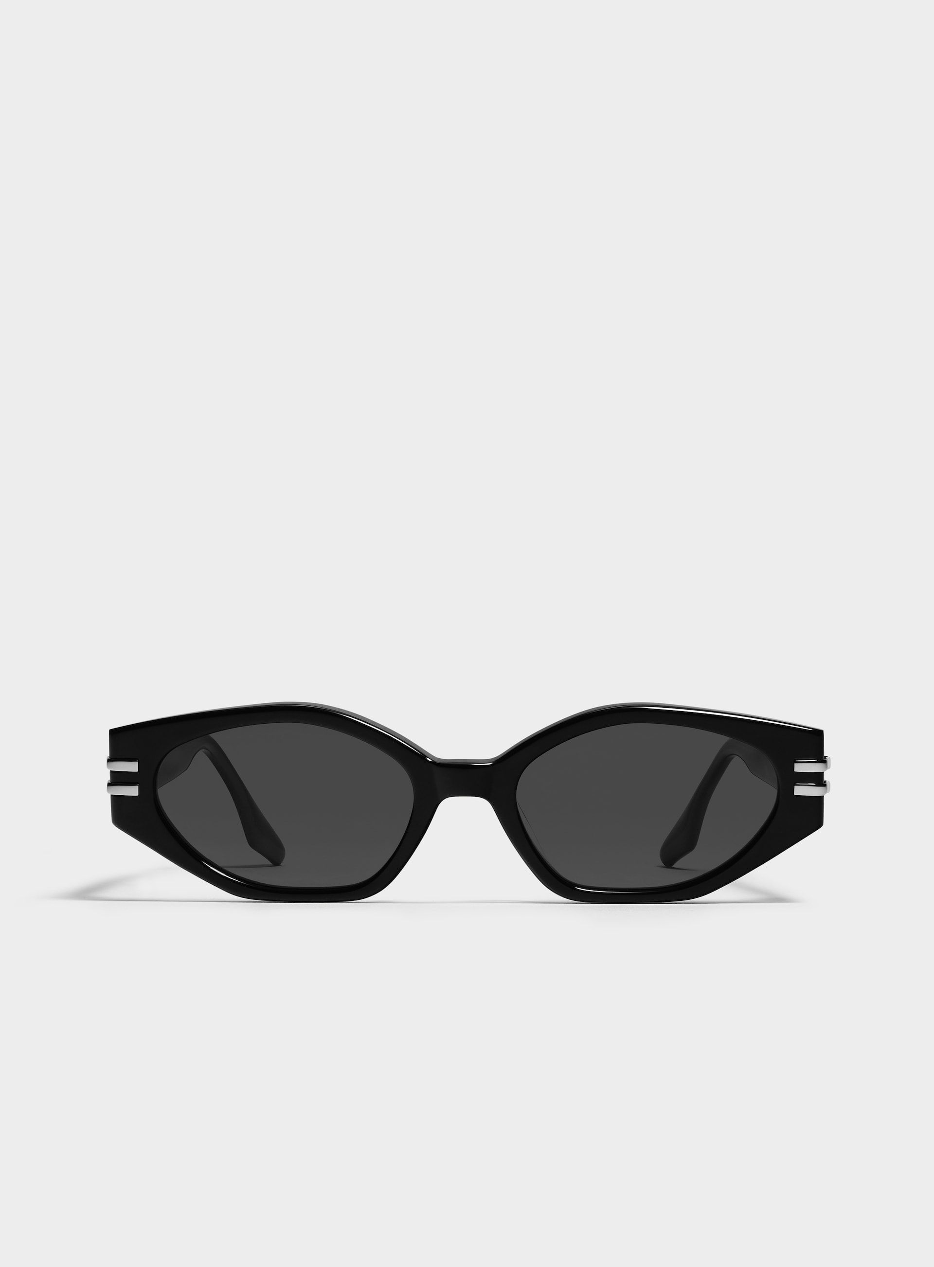 Ghost 01 by Gentle Monster, available on gentlemonster.com for $320 Hailey Baldwin Sunglasses Exact Product