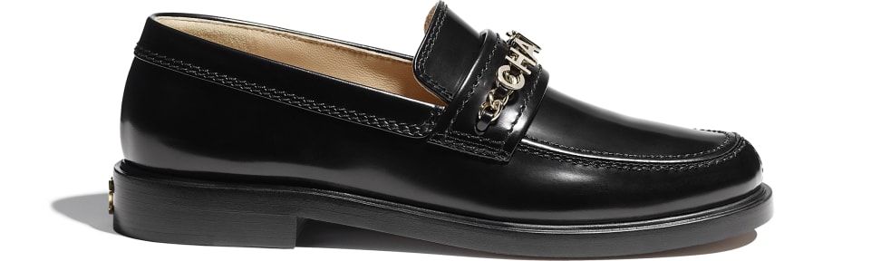 Loafers by Chanel, available on chanel.com for CAN1800 Hailey Baldwin Shoes Exact Product
