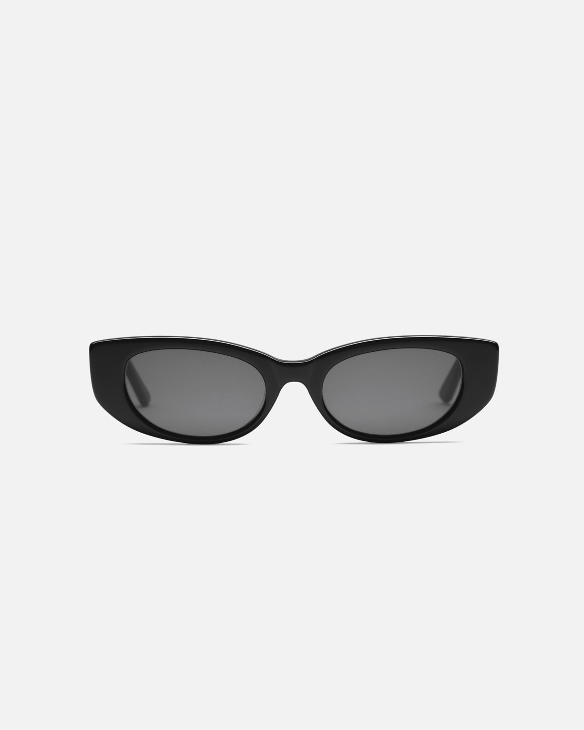 Lotte———  Black by Lu Goldie, available on lugoldie.com for $131 Hailey Baldwin Sunglasses Exact Product