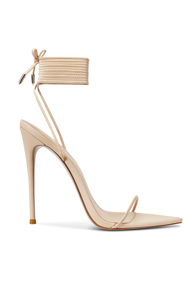 Luce Minimale by Femme Shoes, available on femme.la for $169 Hailey Baldwin Shoes Exact Product