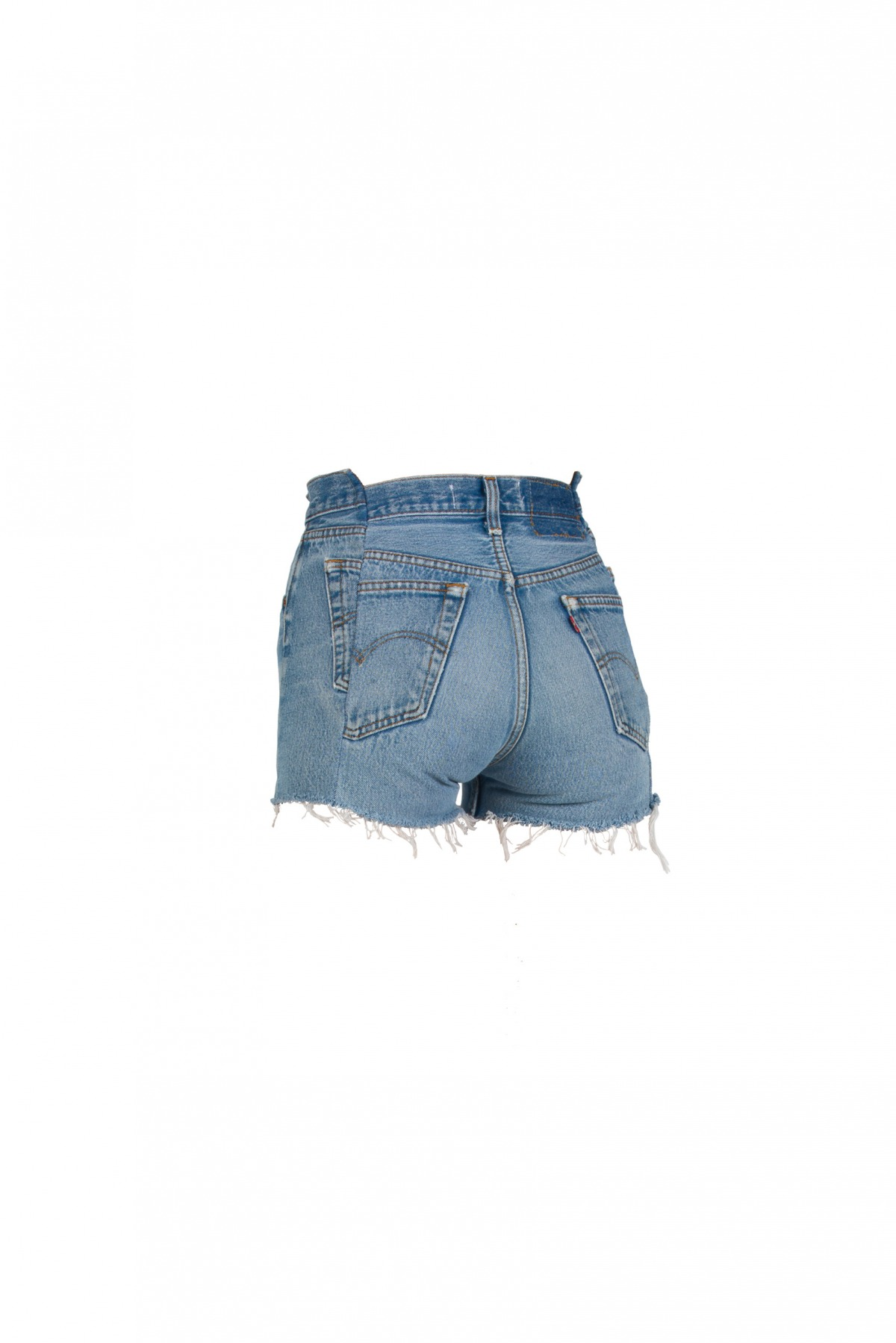 OG Shorts by EB Denim, available on ebdenim.com for $215 Hailey Baldwin Shorts SIMILAR PRODUCT