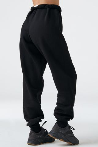Oversized Jogger by Joah Brown, available on joahbrown.com for $138 Hailey Baldwin Pants Exact Product