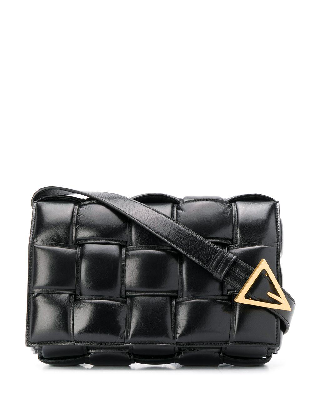 Padded Cassette Bag by Bottega Veneta, available on farfetch.com Hailey Baldwin Bags Exact Product
