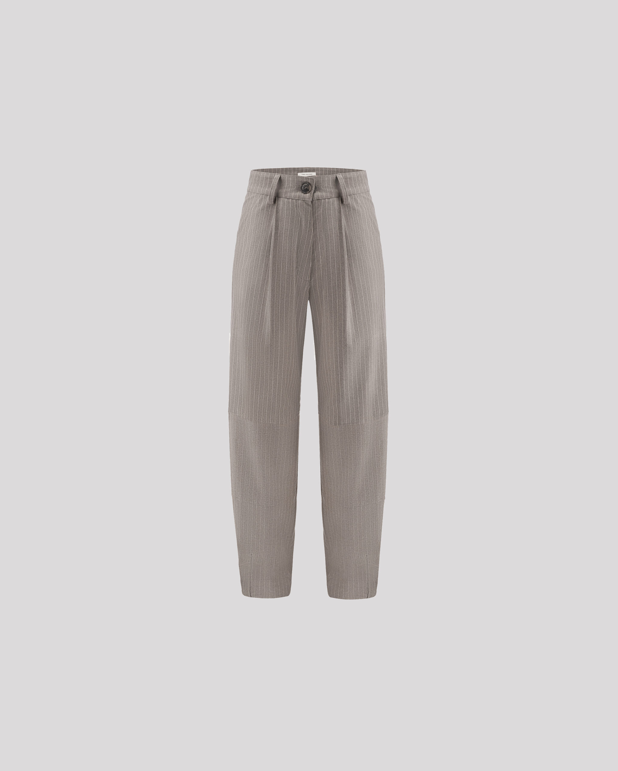 Tailored pants by PRATO PANTS IN TAUPE, available on themannei.com Hailey Baldwin Pants Exact Product