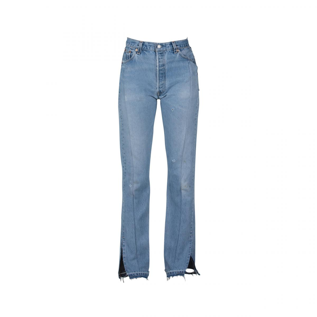 Unraveled by EB denim, available on ebdenim.com for $325 Hailey Baldwin Pants Exact Product