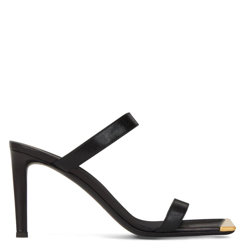 Vanilla by Giuseppe Zanotti, available on giuseppezanotti.com for $557 Hailey Baldwin Shoes Exact Product