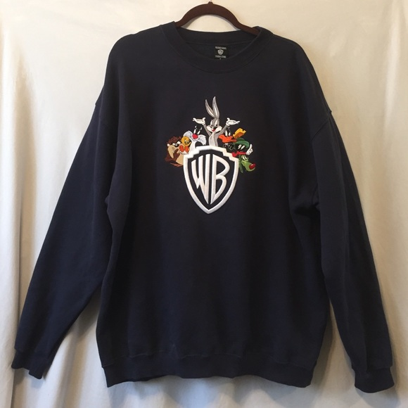 WB Looney Tunes Embroidered by Warner Brothers, available on poshmark.com for $25 Hailey Baldwin Top Exact Product