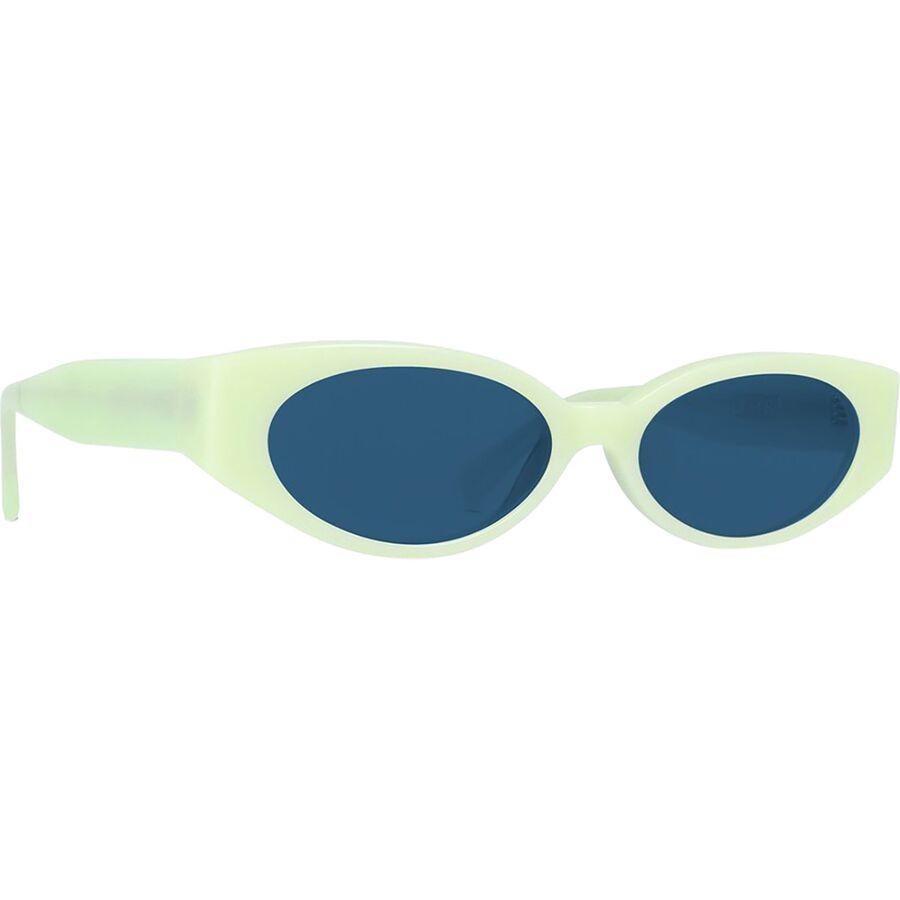 optics Tongue Sunglasses by raen, available on backcountry.com for $89.97 Hailey Baldwin Sunglasses Exact Product
