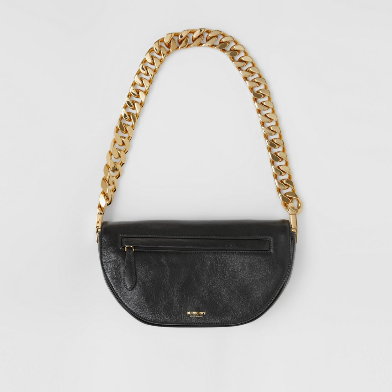 Small Lambskin Olympia Bag by Burberry, available on burberry.com for EUR1 Irina Shayk Bags Exact Product