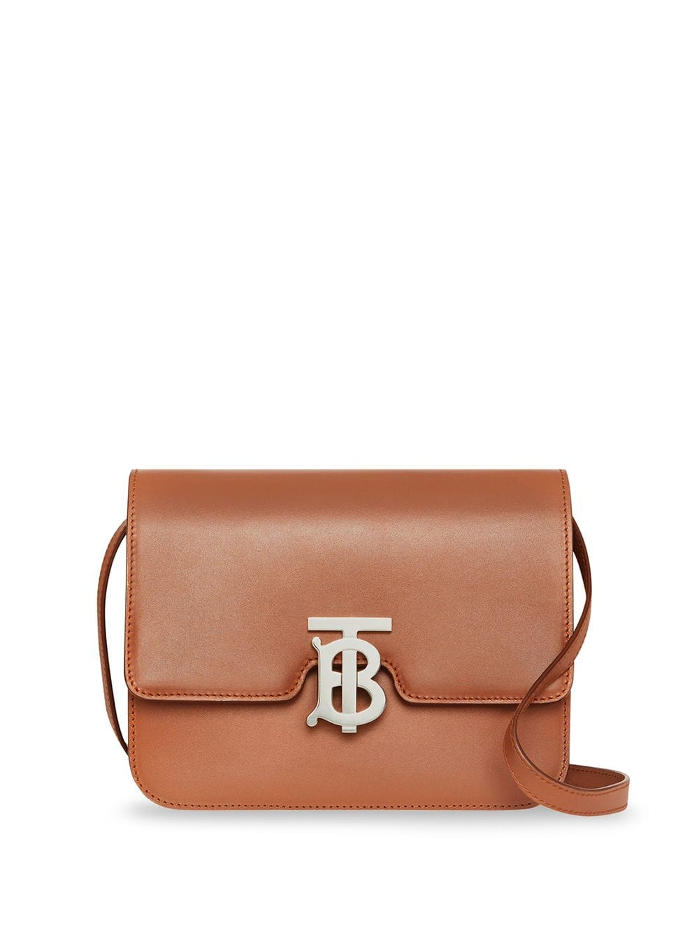Small Leather TB Bag by Burberry, available on farfetch.com for $2006 Irina Shayk Bags Exact Product