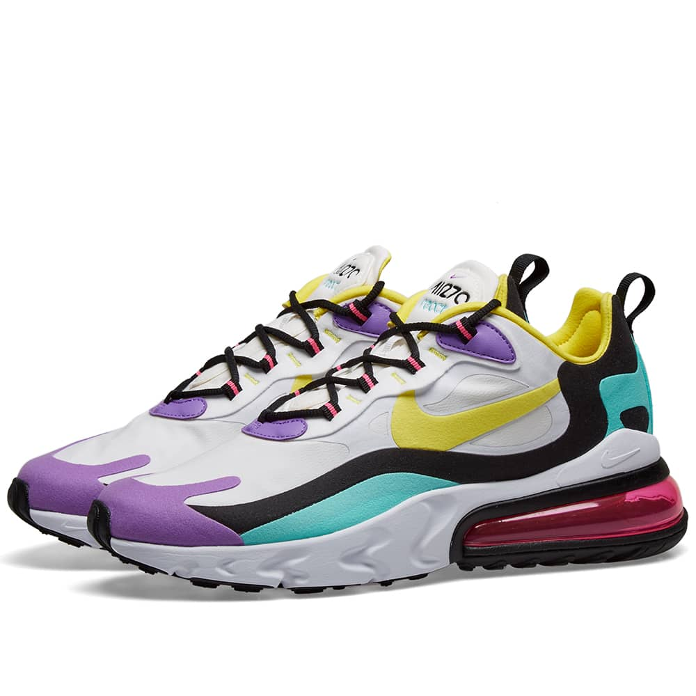 AIR MAX 270 REACT W by NIKE, available on endclothing.com for EUR85 Jenna Dewan Shoes Exact Product