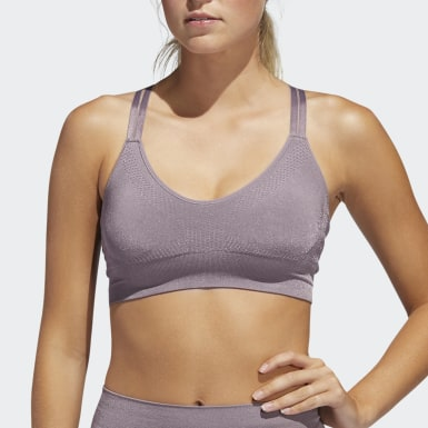 All Me Primeknit FLW Bra by Adidas, available on FJ7315.html for $50 Jenna Dewan Top SIMILAR PRODUCT