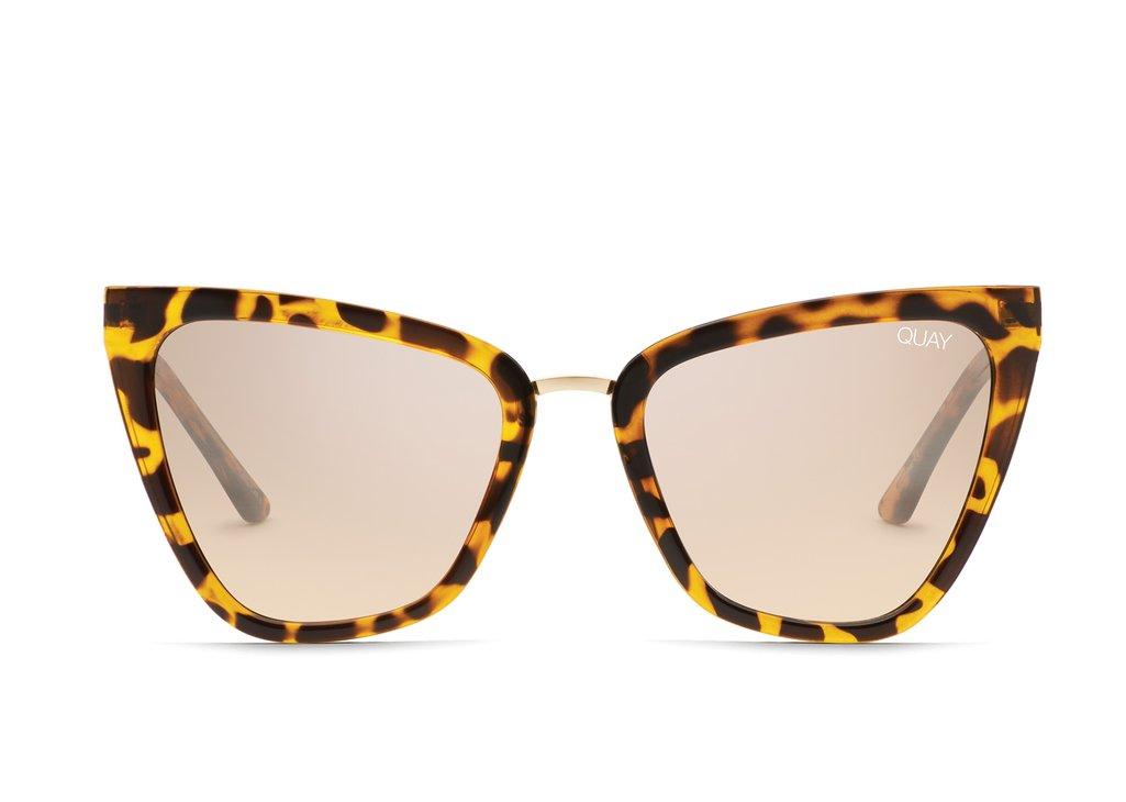 Reina Sunglasses by Quay, available on quayaustralia.com for $55 Jenna Dewan Sunglasses Exact Product