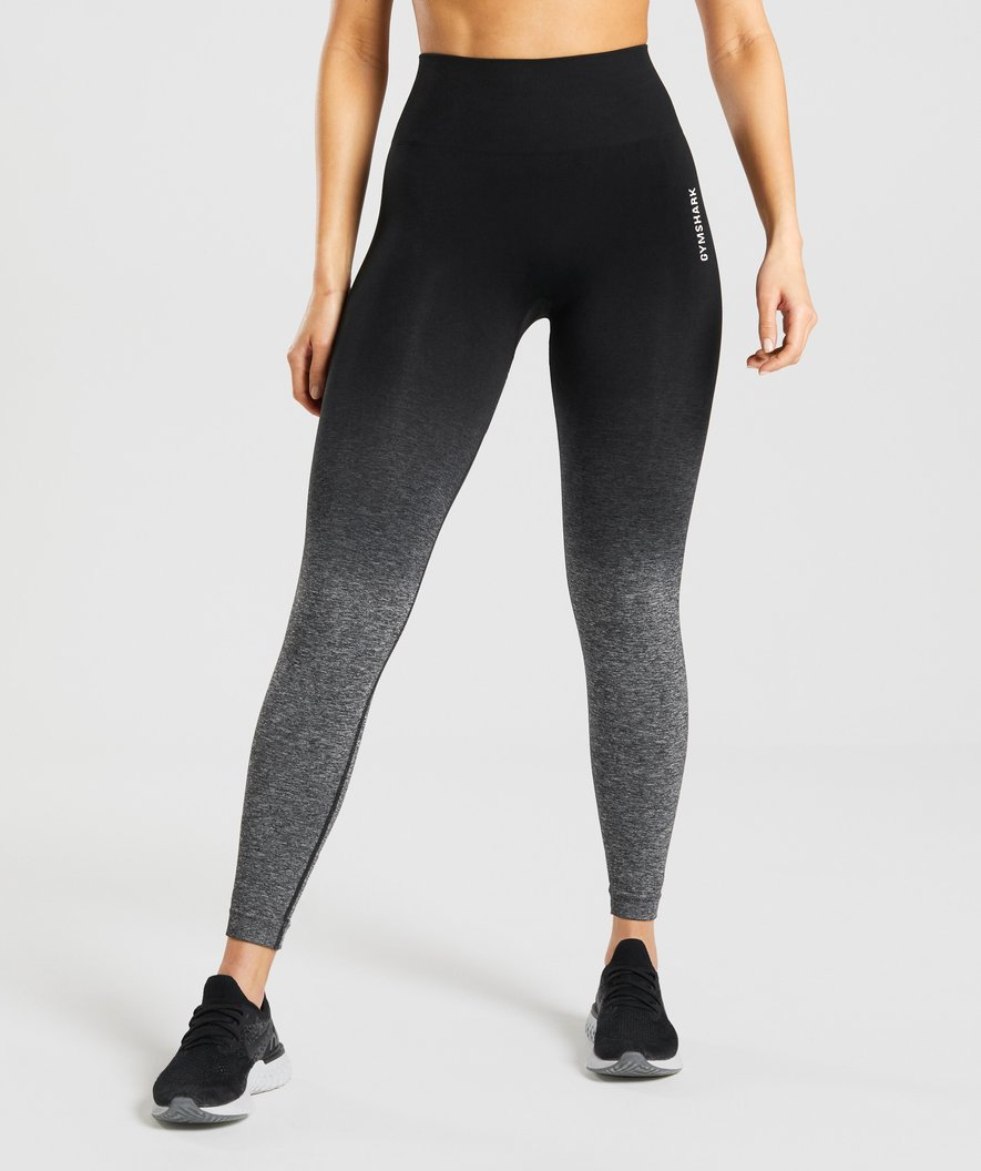ADAPT OMBRE SEAMLESS LEGGINGS by Gymshark, available on gymshark.com for $60 Kaia Gerber Pants Exact Product