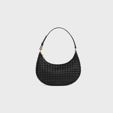 AVA BAG IN QUILTED LAMBSKIN by Celine, available on celine.com for EUR1350 Kaia Gerber Bags Exact Product