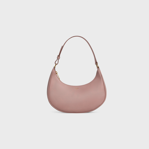 AVA BAG IN SMOOTH CALFSKIN VINTAGE PINK by Celine, available on celine.com Kaia Gerber Bags Exact Product