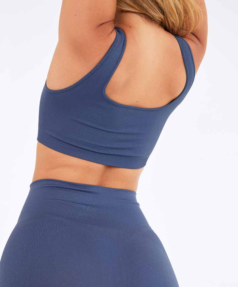 BOX CUT by Set Active, available on setactive.co for $45 Kaia Gerber Top SIMILAR PRODUCT