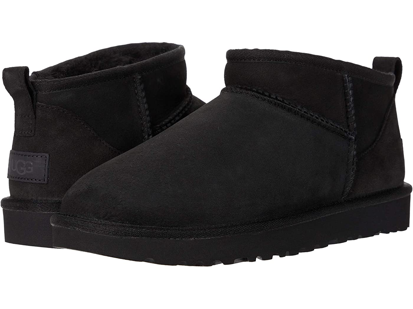 Classic Ultra Mini by Ugg, available on zappos.com for $139.95 Kaia Gerber Shoes Exact Product