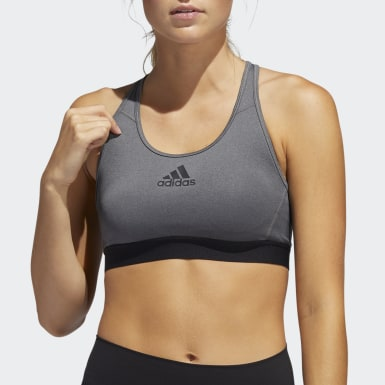 Don't Rest Alphaskin Padded Bra by Adidas, available on adidas.com Kaia Gerber Top SIMILAR PRODUCT