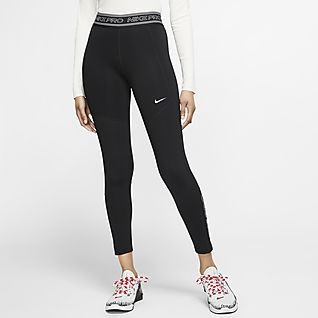 Nike Pro by Nike, available on nike.com for $55 Kaia Gerber Pants SIMILAR PRODUCT