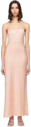 Pink Light Wash and Go Maxi Cami Dress by Alexander Wang, available on shopstyle.com for $395 Kaia Gerber Dress SIMILAR PRODUCT