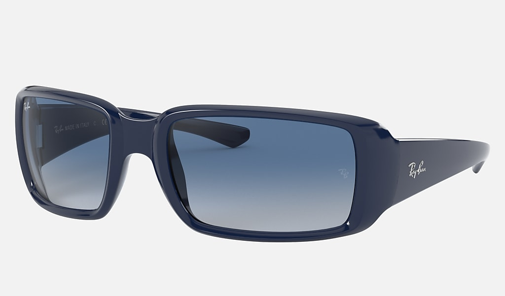 RB4338 by Ray Ban, available on ray-ban.com for $640 Kaia Gerber Sunglasses Exact Product