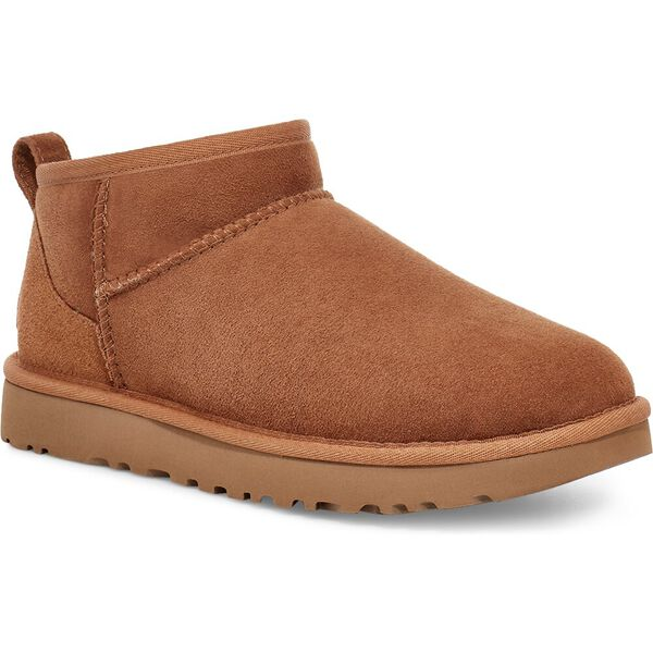 Ultra Mini Classic Boot by UGG, available on nordstrom.com for $139.95 Kaia Gerber Shoes Exact Product