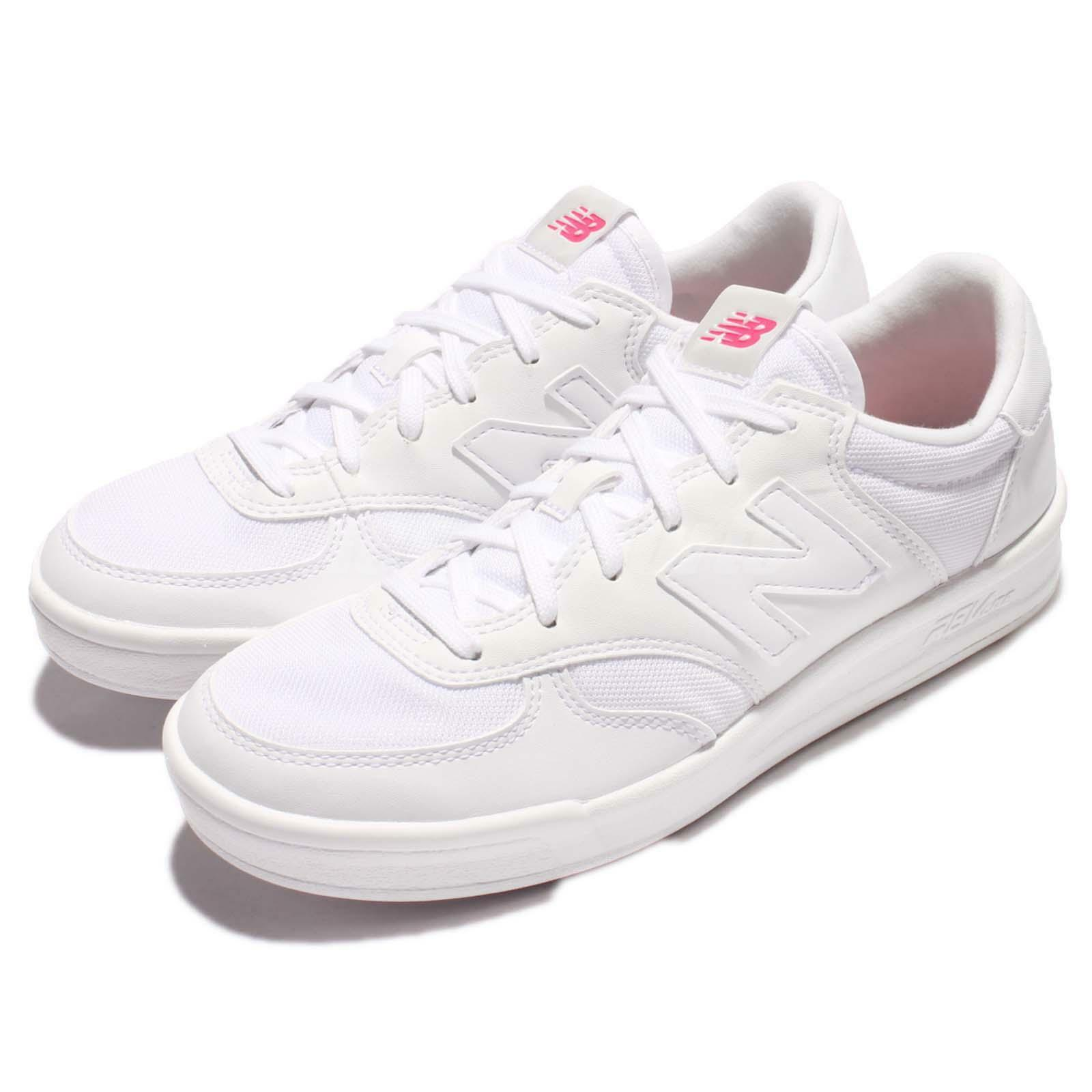 Wide White Pink Women Classic Shoes Sneakers WRT300CGD by New Balance, available on ebay.com for $104 Kaia Gerber Shoes Exact Product