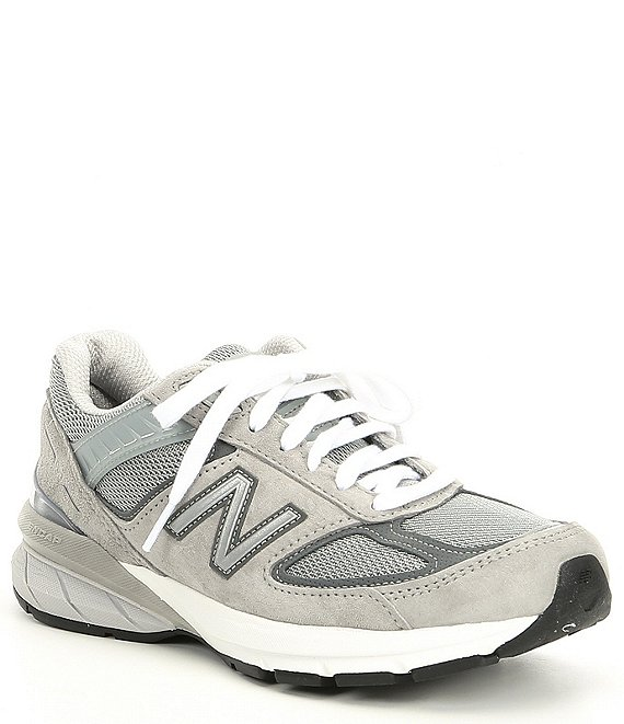 Women's 990 Running Shoe by New Balance, available on dillards.com for $174.99 Kaia Gerber Shoes Exact Product