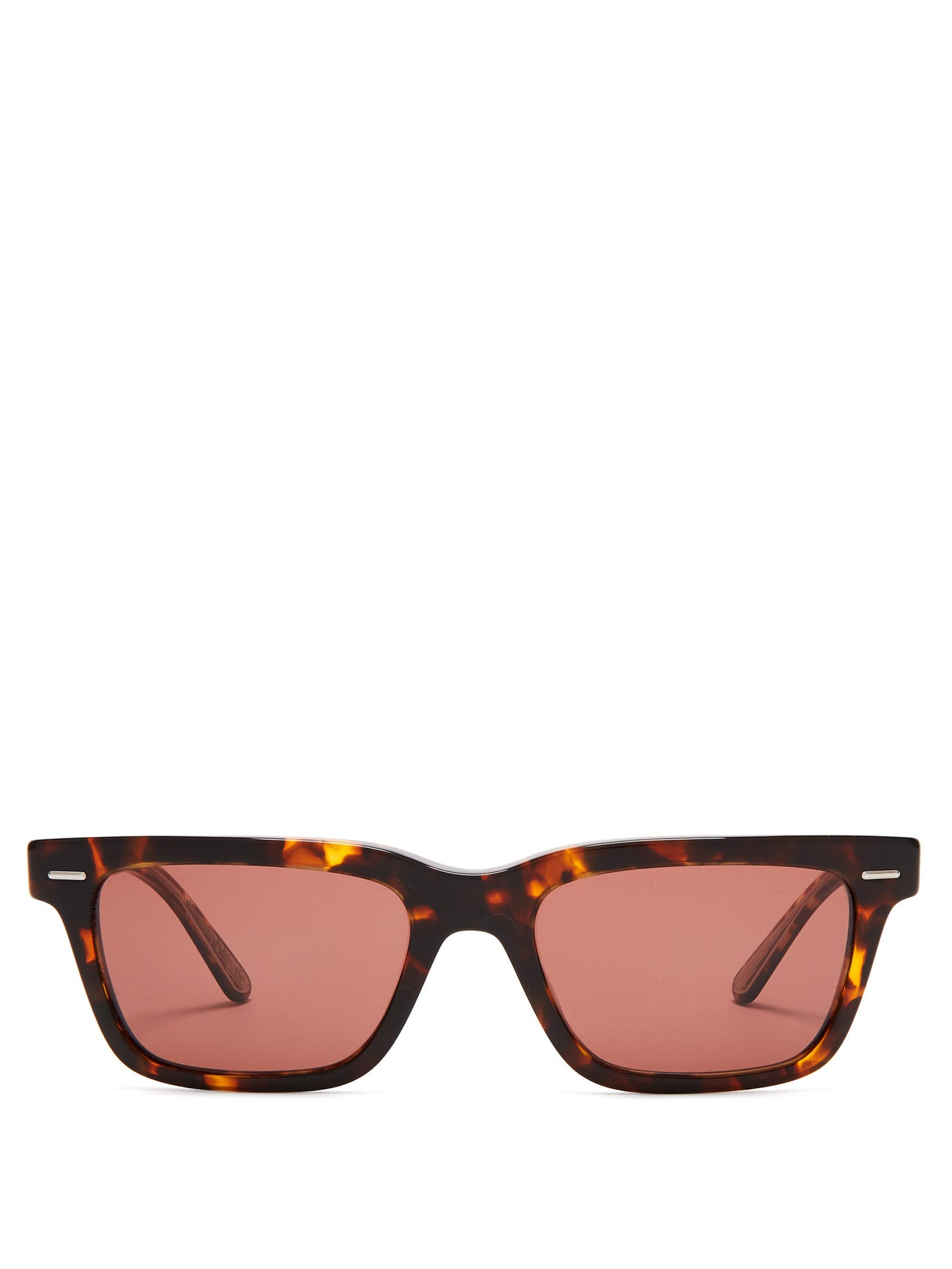 X Oliver Peoples BA CC acetate sunglasses by The-Row, available on matchesfashion.com for EUR330 Kaia Gerber Sunglasses Exact Product
