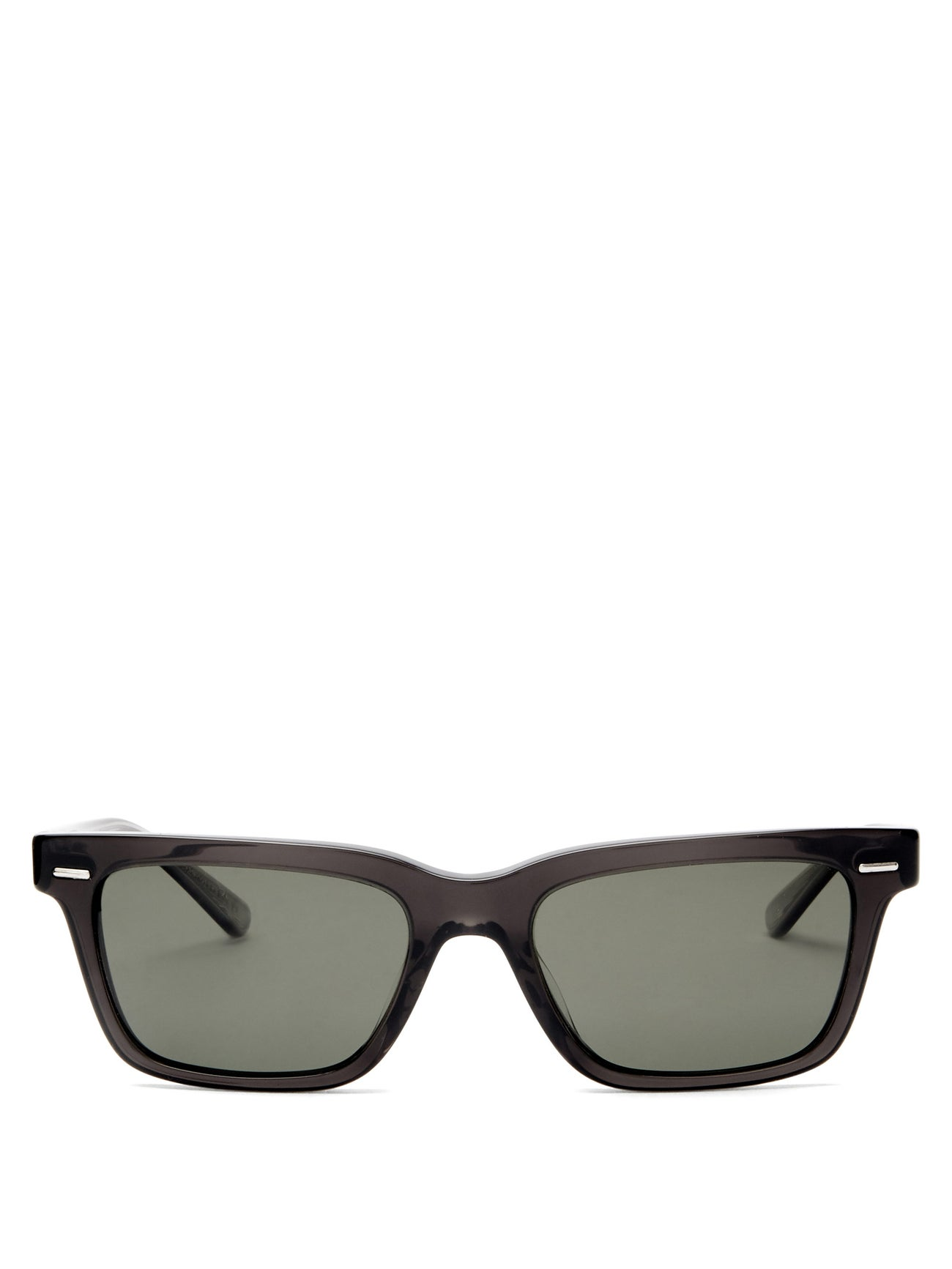 X Oliver Peoples BA CC acetate sunglasses by The Row, available on matchesfashion.com for EUR255 Kaia Gerber Sunglasses Exact Product