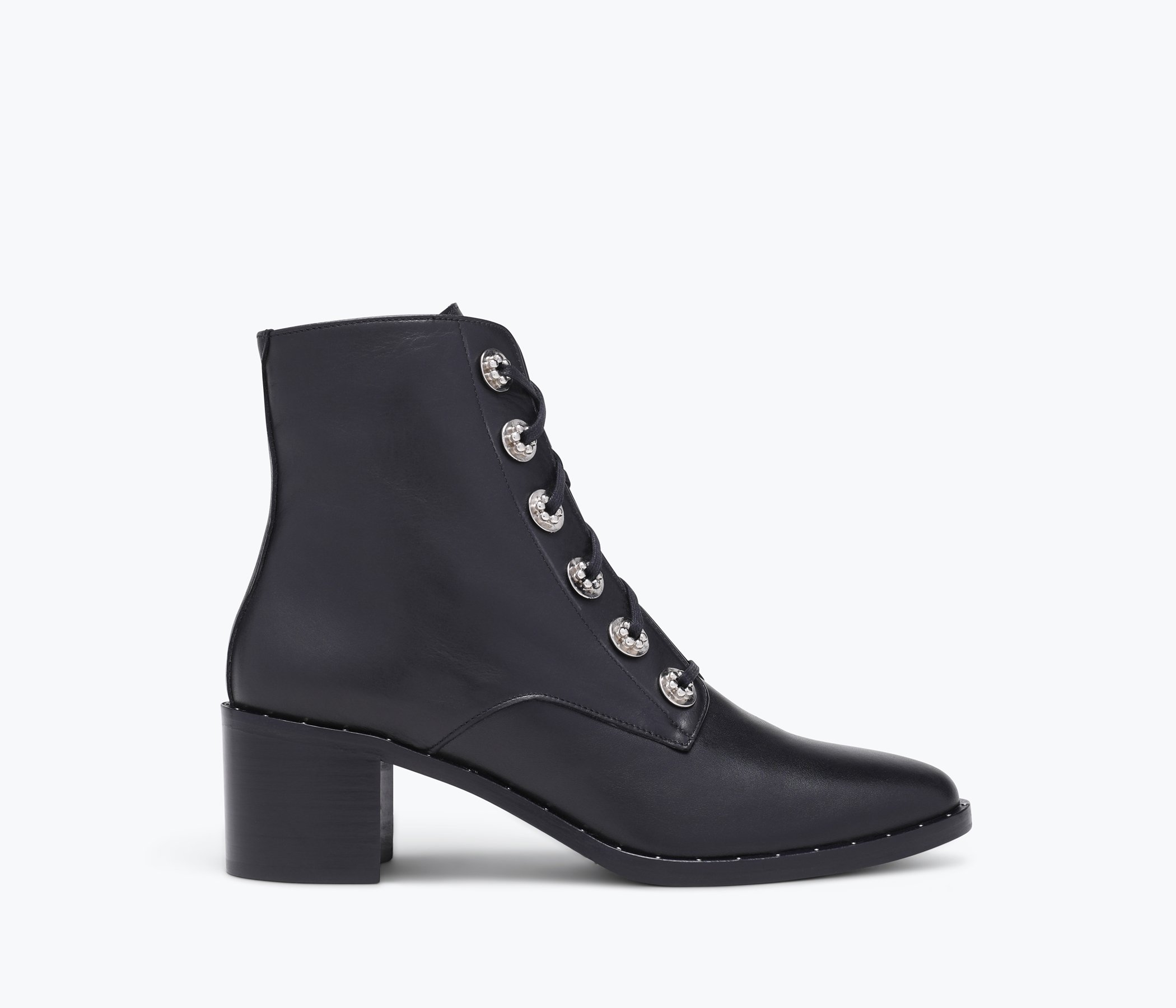 ACE LACE UP BOOT by Freda Salvadore, available on fredasalvador.com for $545 Karlie Kloss Shoes Exact Product