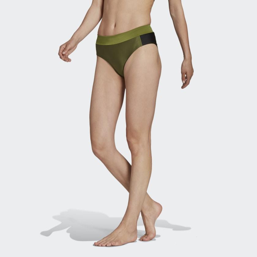 KARLIE KLOSS BIKINI BOTTOMS by Adidas, available on adidas.com for $40 Karlie Kloss Pants Exact Product