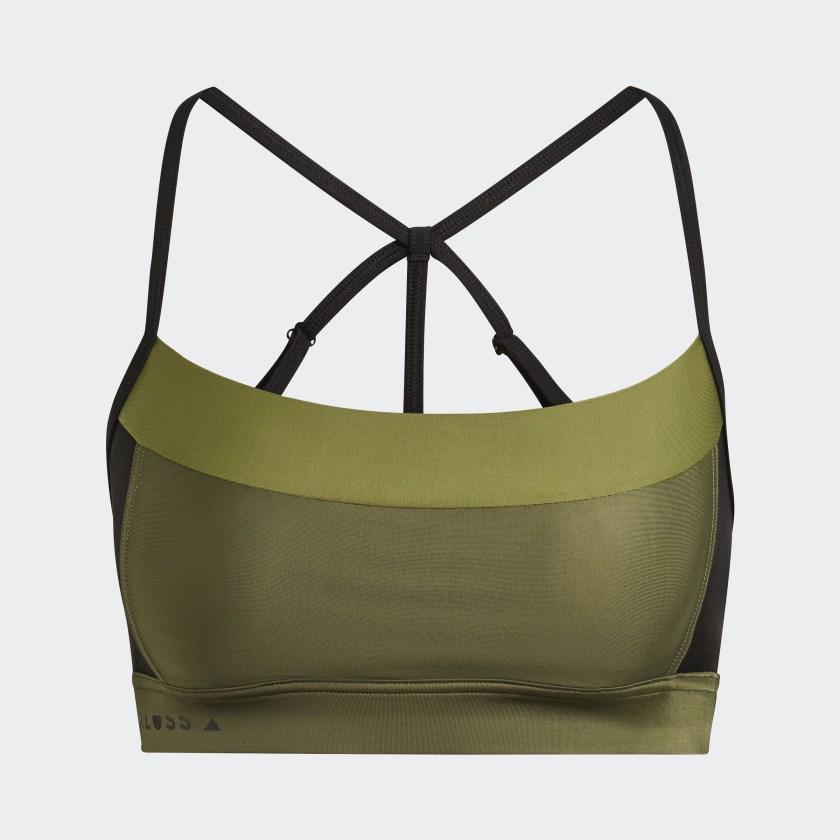KARLIE KLOSS BIKINI TOP by Adidas, available on adidas.ca for $65 Karlie Kloss Top Exact Product