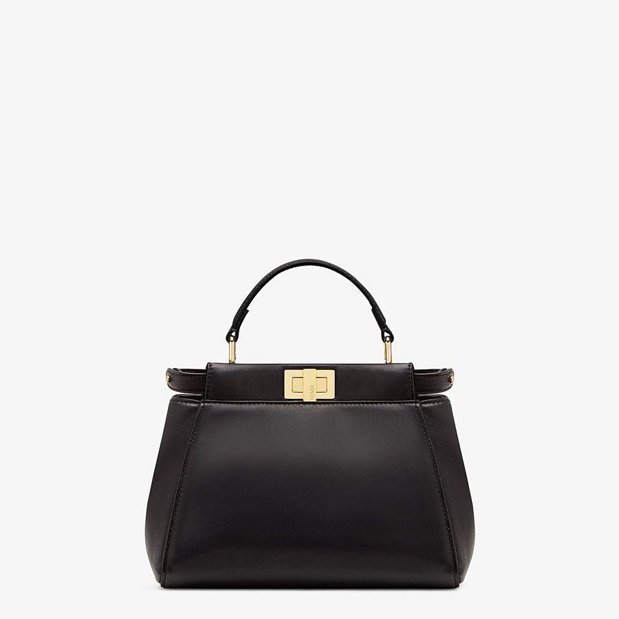 PEEKABOO ICONIC MINI by Fendi, available on fendi.com for $4700 Karlie Kloss Bags Exact Product