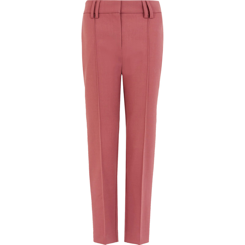 Dark Rose Autograph Wool Blend Slim Leg Cropped Trousers by Marks & Spencer, available on katescloset.com.au for $105 Kate Middleton Pants Exact Product
