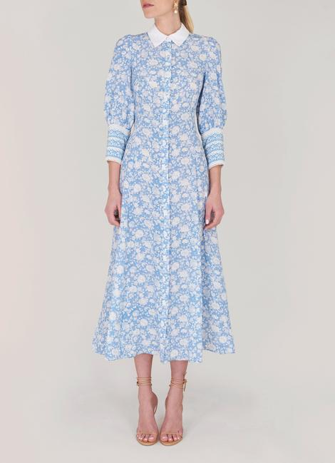 Floral Dress by BEULAH, available on beulahlondon.com for $708.79 Kate Middleton Dress SIMILAR PRODUCT