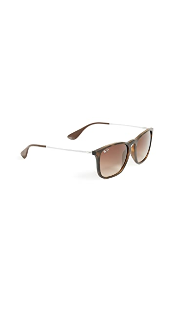 RB4187 Chris Square Sunglasses by Ray Ban, available on shopbop.com for $147 Kate Middleton Sunglasses Exact Product