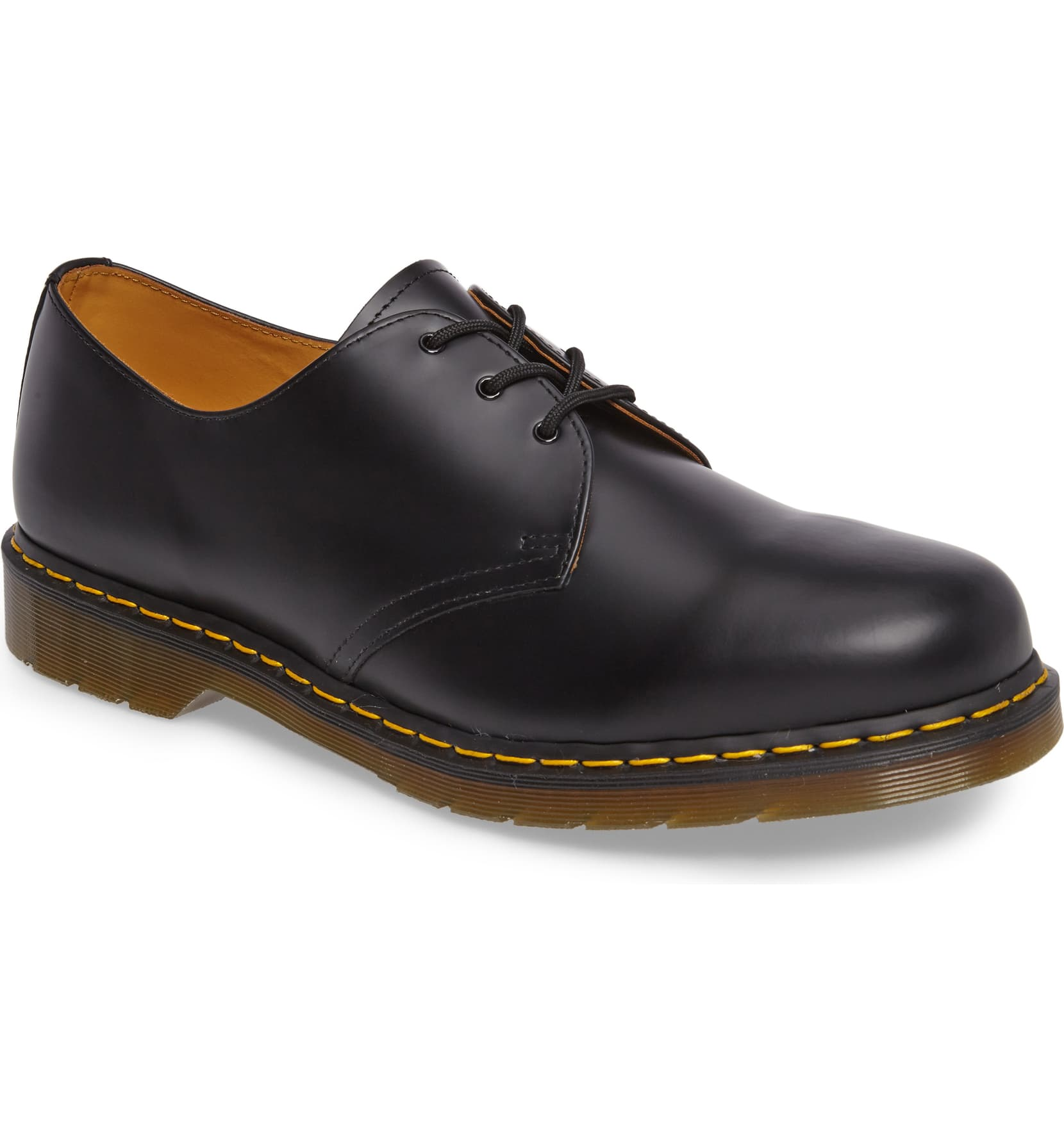 1461 Gibson Smooth Oxfords by Dr. Martens, available on nordstrom.com for $120 Kendall Jenner Shoes Exact Product