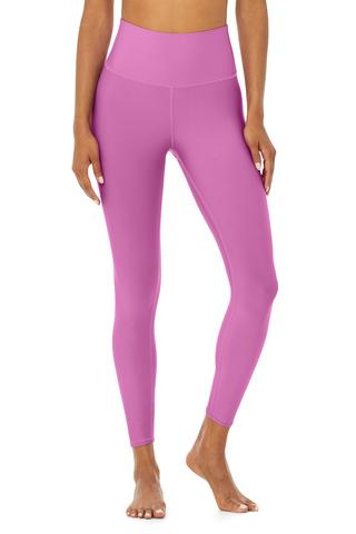 7/8 High-Waist Airlift Legging - Electric Violet by Alo Yoga, available on aloyoga.com for $114 Kendall Jenner Pants SIMILAR PRODUCT