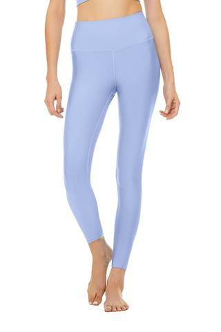 7/8 High-Waist Airlift Legging - Marina by Alo Yoga, available on aloyoga.com for $114 Kendall Jenner Pants SIMILAR PRODUCT