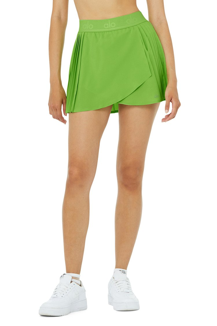 ACES TENNIS SKIRT by Alo, available on aloyoga.com for $68 Kendall Jenner Skirt Exact Product