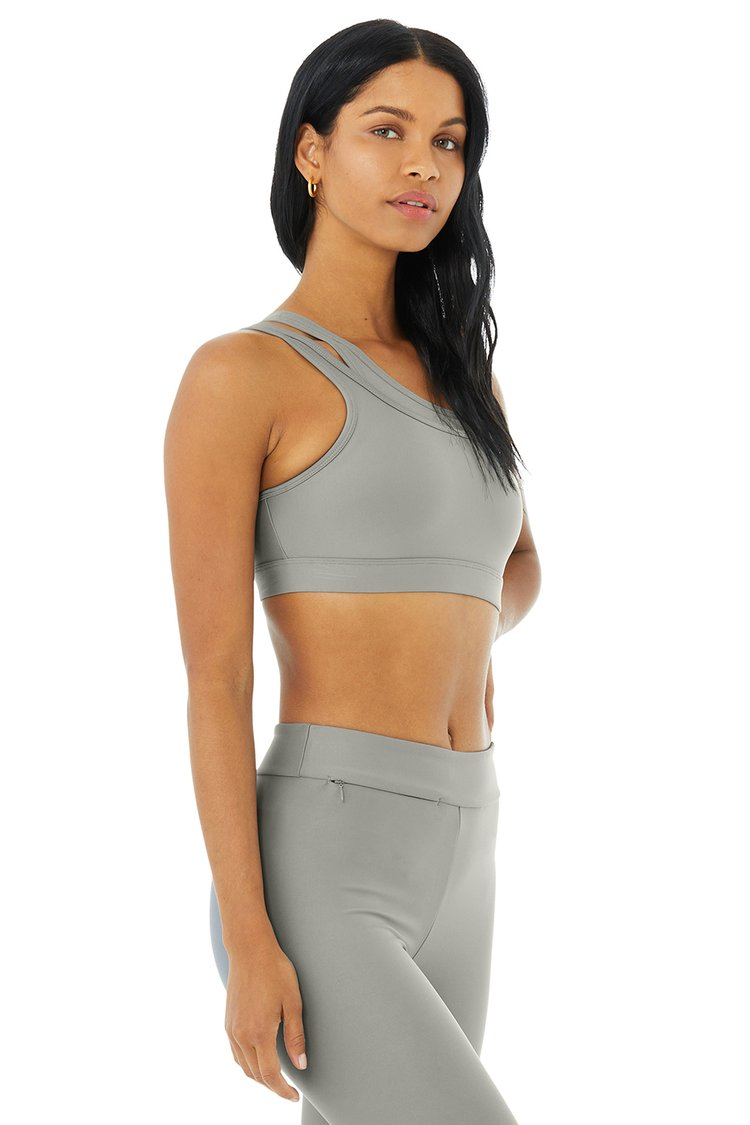 AIRLIFT EXCITE BRA by Alo, available on aloyoga.com for $62 Kendall Jenner Top Exact Product