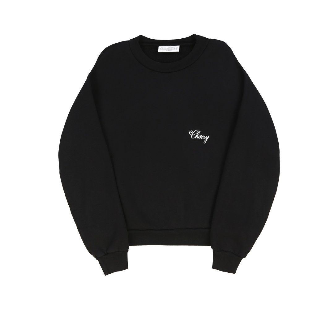 AMERICAN CLASSIC CREWNECK SWEATSHIRT by Cherry, available on cherryla.com for $185 Kendall Jenner Top Exact Product
