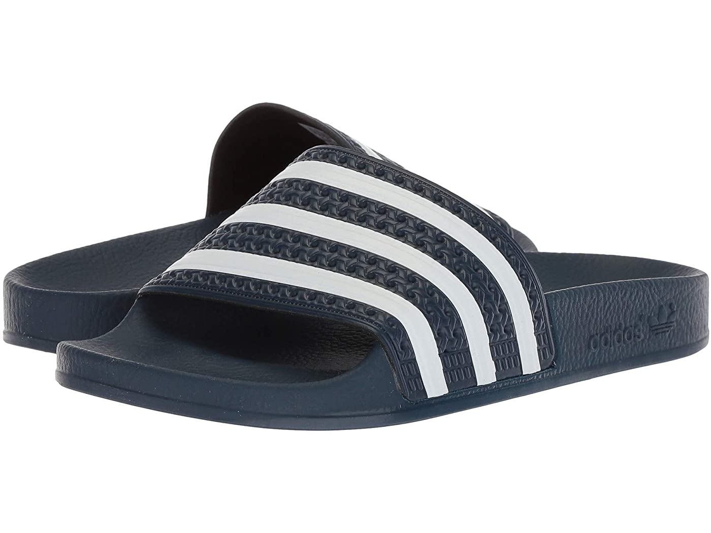 Adilette by Adidas, available on zappos.com for $44.95 Kendall Jenner Shoes Exact Product